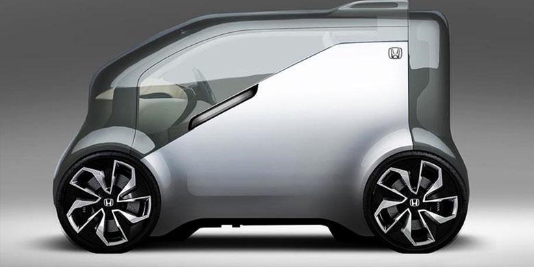 "Honda Kenalkan Konsep Berteknologi ""Artificial Intelligence"""