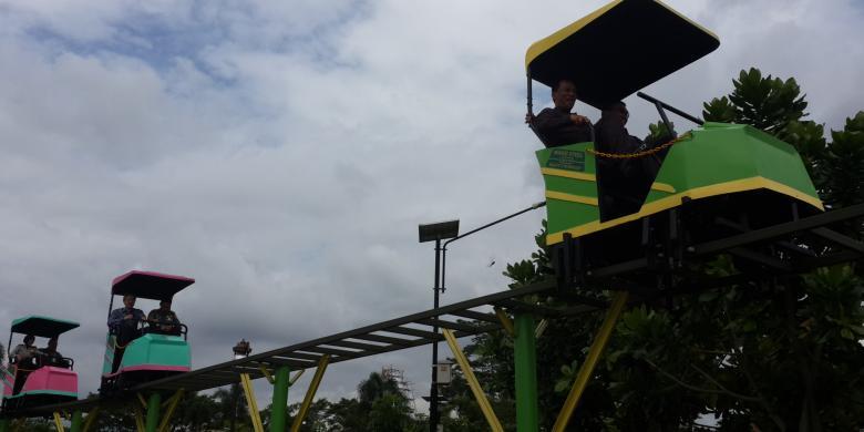 Skybike, Wahana Rekreasi Baru di Kota Malang video viral info traveling info teknologi info seks info properti info kuliner info kesehatan foto viral berita ekonomi