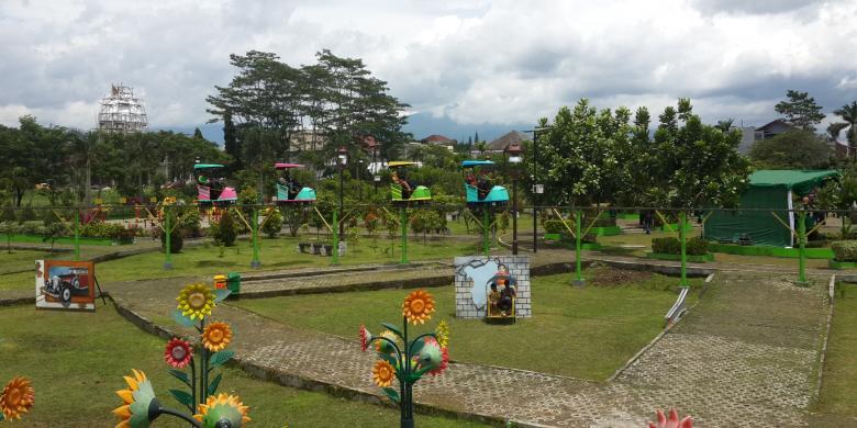 Setahun, Kota Malang Dikunjungi 5.000 Wisman