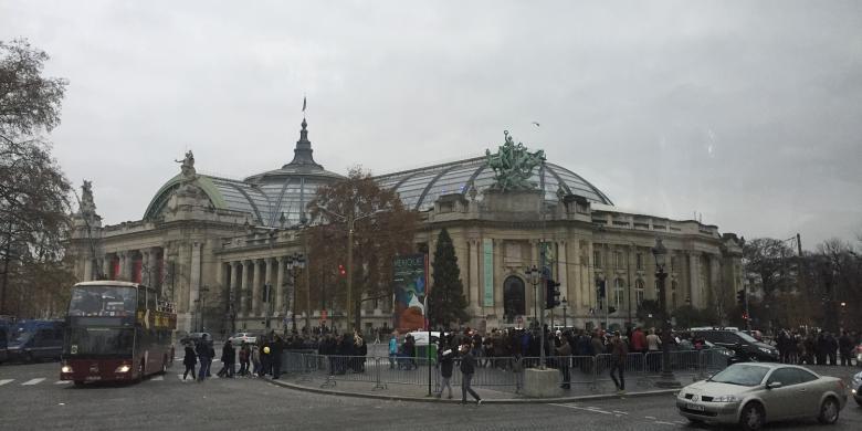 Berlibur Di Eropa, Waspadai Copet