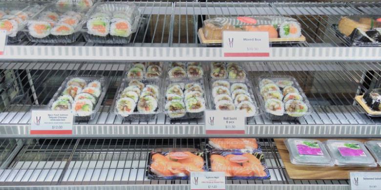 Kangen Nasi Di Selandia Baru? Tenang, Ada Kedai Jual Nasi…