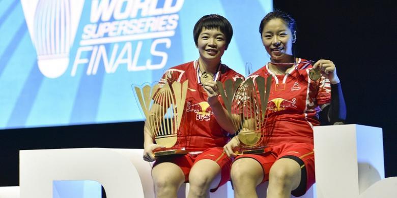 Hasil Lengkap BWF Superseries Finals 2016