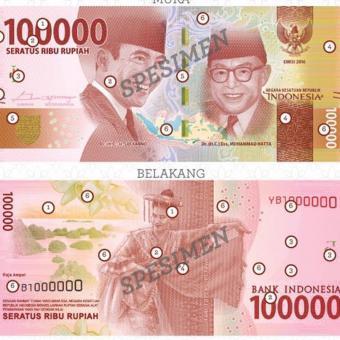 Pecahan Rp 100.000