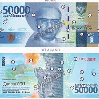 Pecahan Rp 50.000