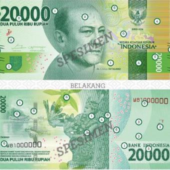 Pecahan Rp 20.000