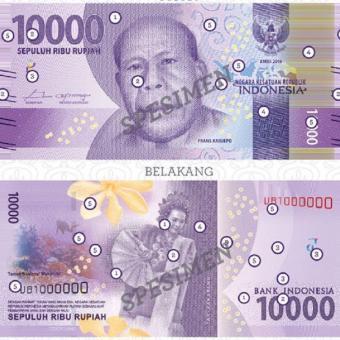 Pecahan Rp 10.000