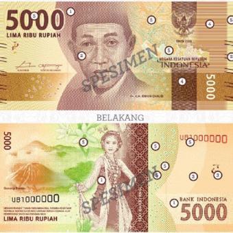 Pecahan Rp 5.000