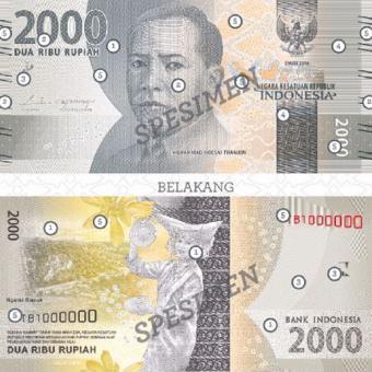 Pecahan Rp 2.000