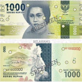 Pecahan Rp 1.000