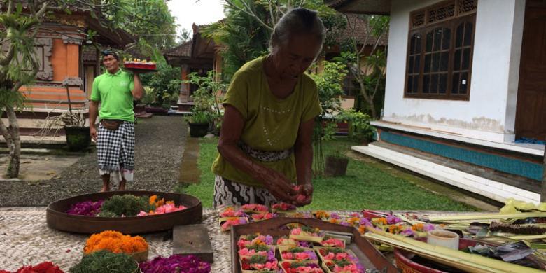 """""""Blusukan"""" Ke Tabanan, Melihat Rumah Tradisional Khas Bali"""
