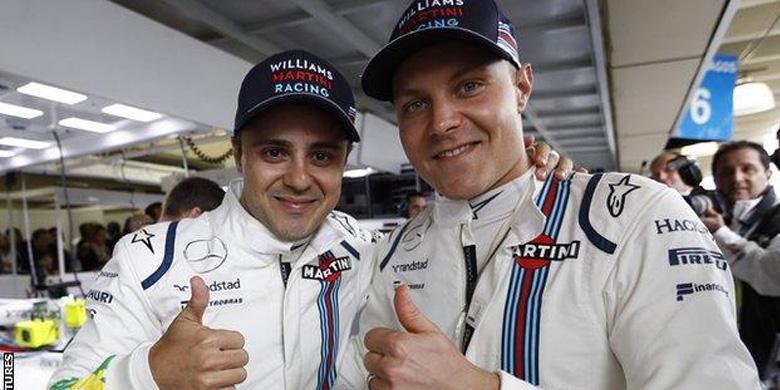 Bottas Gantikan Rosberg, Massa Batal Pensiun