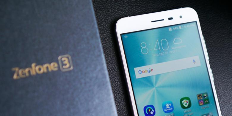 """Menjajal ZenFone 3 Dengan Android """"Nougat"""""""