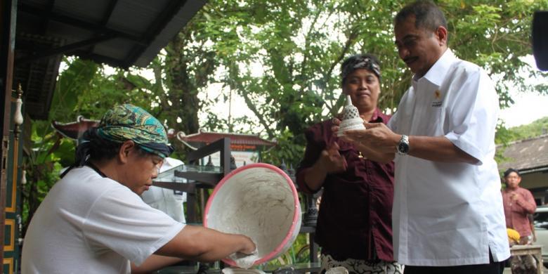 Menpar: Badan Otorita Borobudur Diluncurkan Awal Tahun