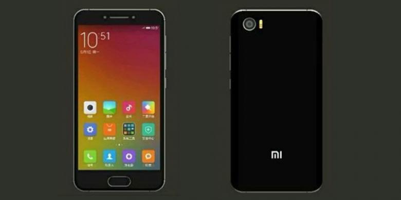 Inikah Spesifikasi Ponsel Mini Xiaomi Mi S?