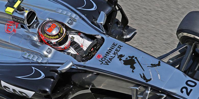 McLaren F1 Mulai Krisis Associate