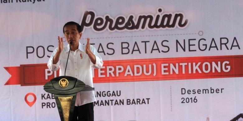 Kepada Ketua DPR, Jokowi Cerita Diprotes Masalah DAU Maluku