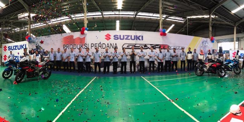 Suzuki Baru Produksi GSX-R, Kapan GSX-S?