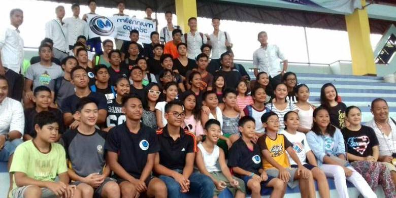 Millennium Aquatic Jakarta Juara Umum KRAPSI