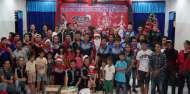 Cara Komunitas Yamaha R15 Rayakan Natal