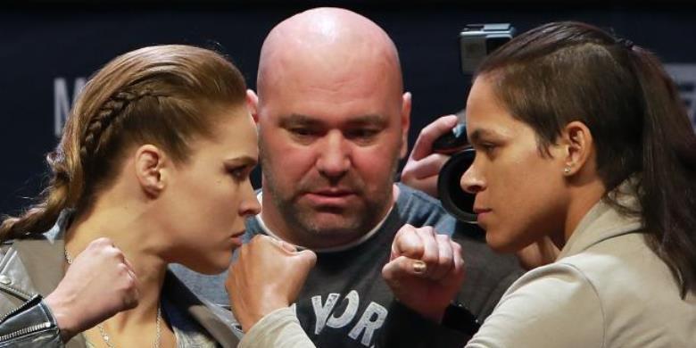 Ronda Rousey Diragukan Menang