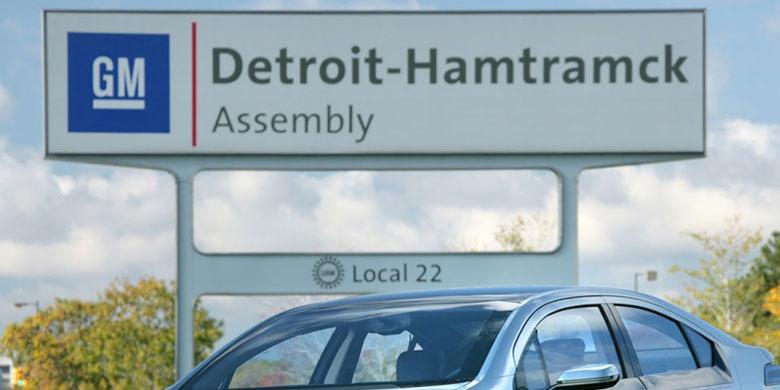 General Motors Mau Rumahkan Ribuan Pekerja