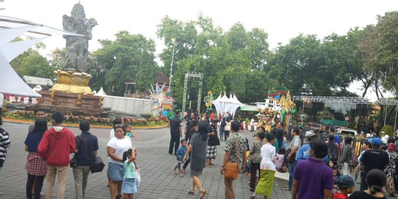 Menikmati Akhir Tahun Di Denpasar Festival 2016