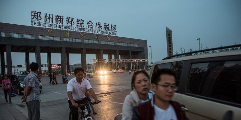 """Cerita Kota Kecil Di China Dengan Julukan """"iPhone City"""""""