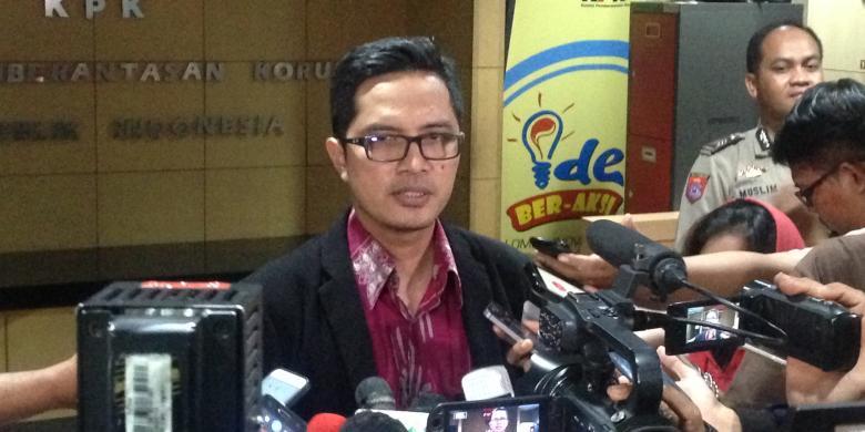 KPK Minta Sidang Praperadilan Bupati Buton Ditunda
