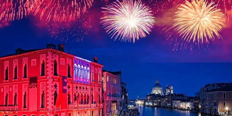 5 Perayaan Tahun Baru Unik Di Dunia