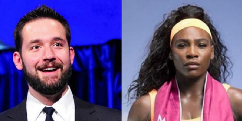 """Serena Williams Bertunangan Dengan """"Co-founder"""" Reddit"""