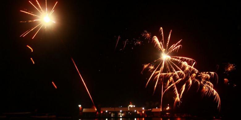 Keren, Bisa Nonton Perayaan Tahun Baru Dua Kali Di Banyuwangi