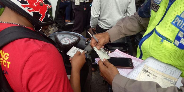Polisi Akan Optimalkan E-Tilang