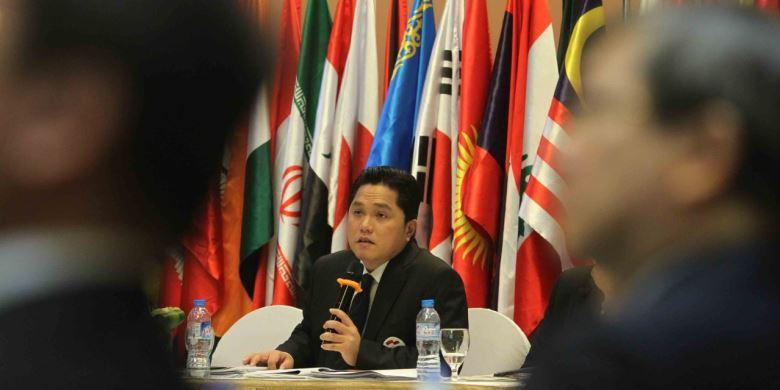 Tahun Ini Puncak Persiapan Asian Games 2018
