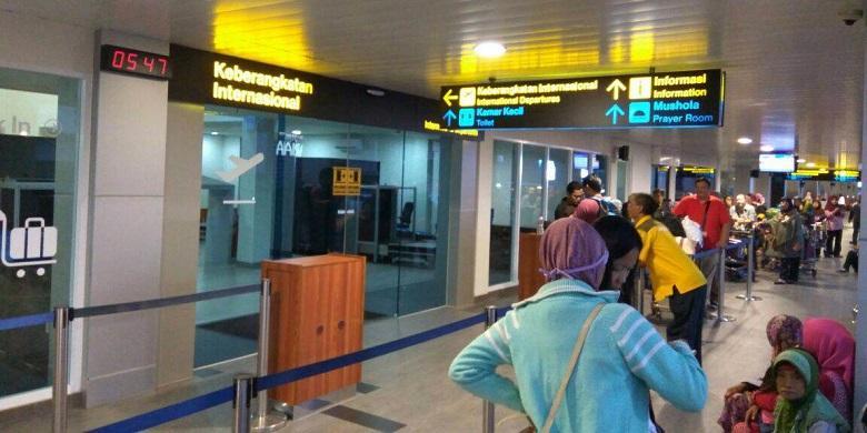 Terminal Baru Husein Sastranegara Rute Internasional Beroperasi
