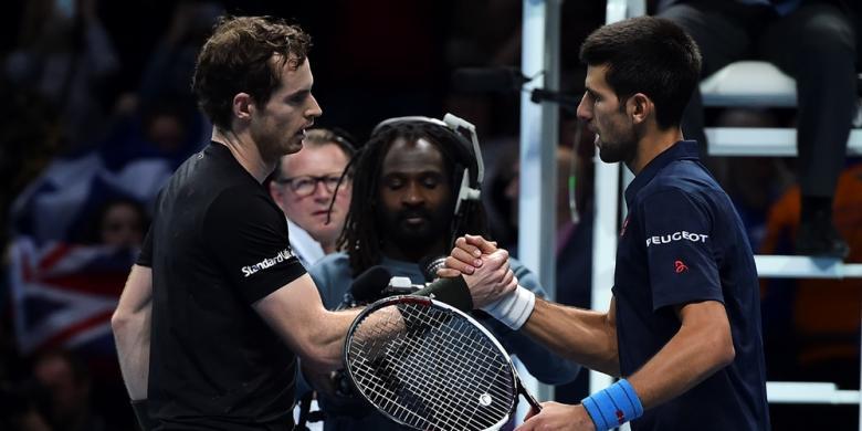 Murray Dan Djokovic Bertemu Pada Final Qatar Terbuka