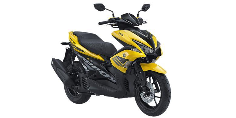 Bekal Di Atas Kertas Yamaha Aerox 155 VVA