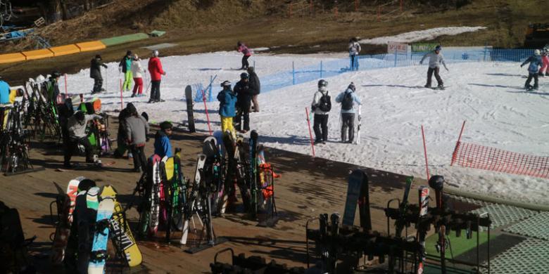 Setelah Tokyo, Berliburlah Ke Karuizawa Prince Ski Resort