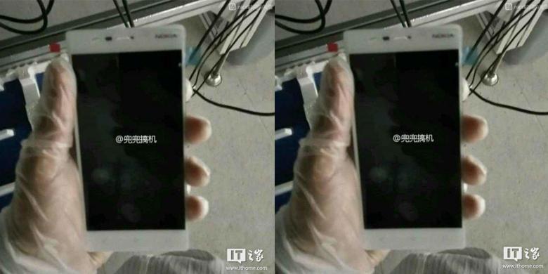 "Ini Bocoran ""Smartphone"" Android Murah Nokia E1"