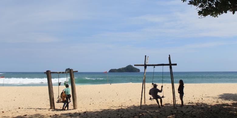 Pantai Sendiki, Pesona Keindahan Yang Minim Infrastruktur