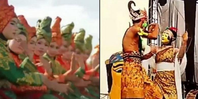 "Tiga Budaya Indonesia Tampil Pada Klip Video Coldplay ""Amazing Day"""