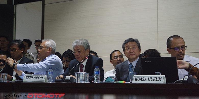 Yamaha Berharap Keadilan pada Perkara Kartel