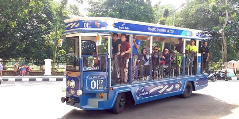 "Operasional Bus Wisata ""Uncal"" Masih Dibahas"