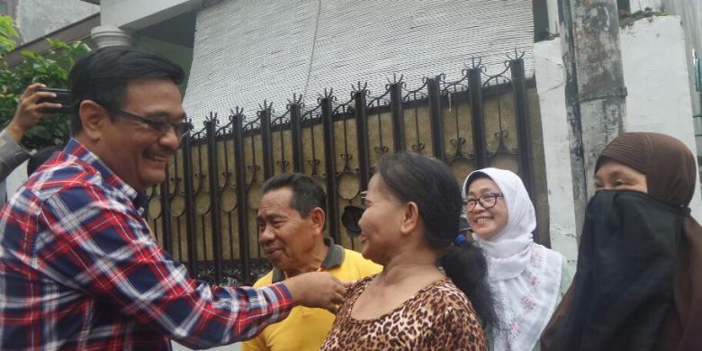 Djarot Lepas Kangen Bersama Paguyuban Warga Jawa Timur