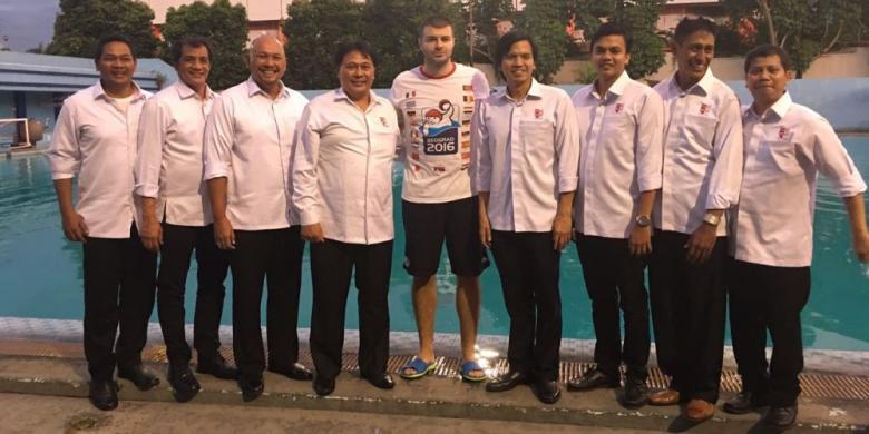 Tim Polo Air Indonesia Datangkan Pelatih Dari Serbia