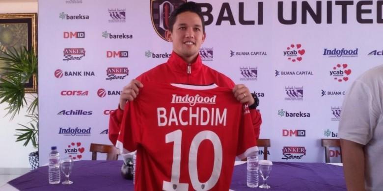 Irfan Bachdim Pilih Bali United Bukan karena Uang