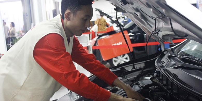 Beli Nissan, Gratis Jasa Servis Sampai 4 Tahun