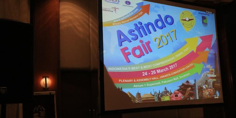Astindo Fair 2017 Ditargetkan Raup Penjualan Hingga Rp 200 Miliar