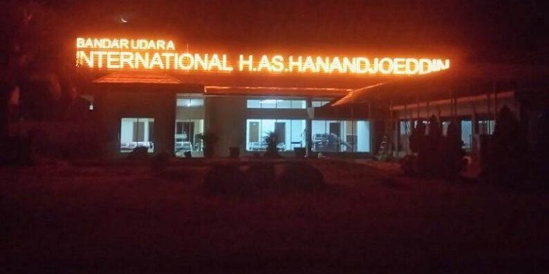 Bandara Internasional Belitung Siap Diresmikan Akhir Januari 2017