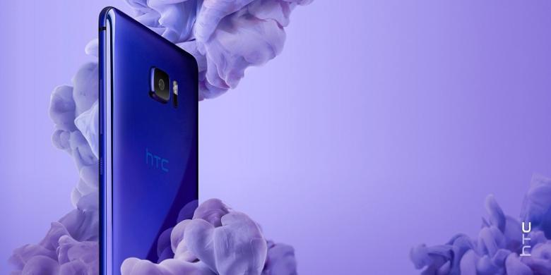 """HTC U Ultra Resmi Bawa Kamera Selfie 16 MP Dan """"Dosa"""" IPhone 7"""