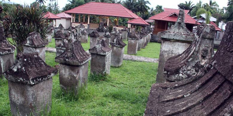 Kisah Kuburan Orang Minahasa Kuno Di Desa Sawangan